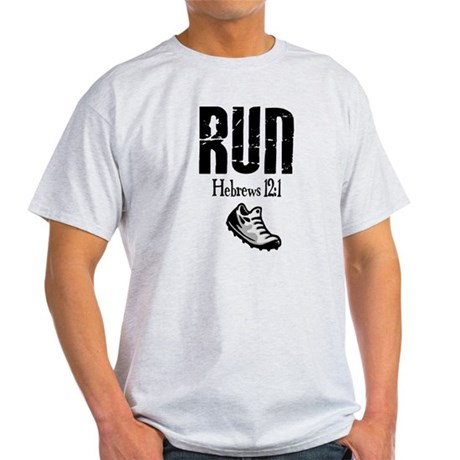 Hebrews Run Light T-Shirt
