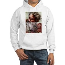 Hoodie Richard Dawkins on Yahweh