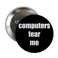 computers fear me button
