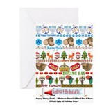 Boxed christmas Greeting Cards (20 Pack)