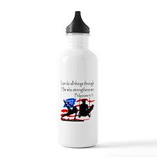 WINNING GYMNAST Sports Water Bottle