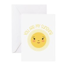 My Sunshine Greeting Cards