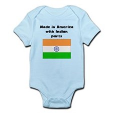 Made In America With Indian Parts Body Suit