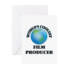 Film Producer Greeting Cards