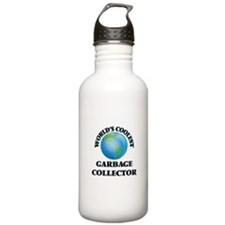 Garbage Collector Water Bottle