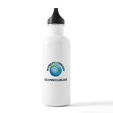 Glossologist Water Bottle