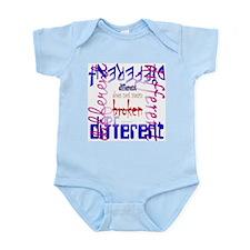 Not Broken Infant Creeper