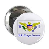 "US Virgin Islands Flag 2.25"" Button (100 pack)"