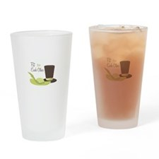 Fit For Each Other Drinking Glass