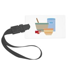 Cooking Utensils Luggage Tag