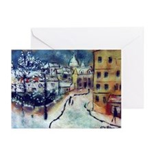 Holiday 1 Greeting Cards