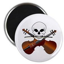 Violin Master Magnet