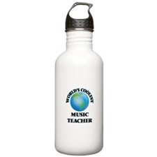 Music Teacher Sports Water Bottle