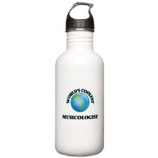 Musicologist Sports Water Bottle