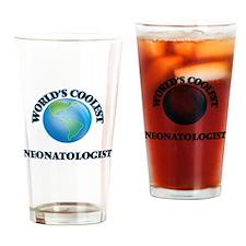 Neonatologist Drinking Glass