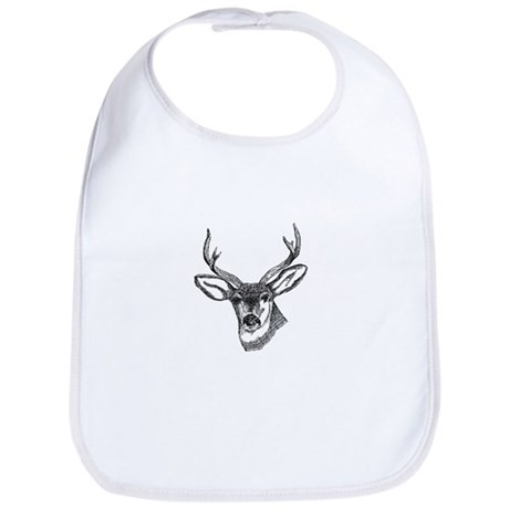 Whitetail Deer Bib