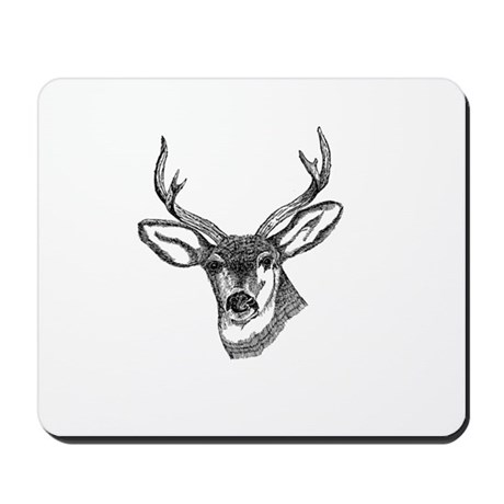 Whitetail Deer Mousepad