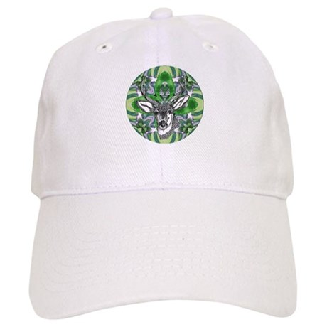 Kaliedoscope Deer Cap
