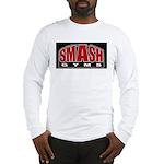 Black Smash Logo Long Sleeve T-Shirt