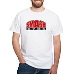 Black Smash Logo T-Shirt