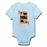 King Bobtail Infant Bodysuit
