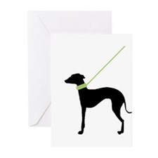 Black Dog Greeting Cards (Pk of 10)