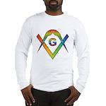 Masonic Rainbow & Eye S&C Long Sleeve