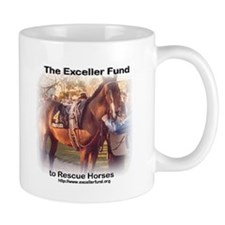 Exceller Fund (small) Coffee Mug