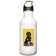 affen-ask-orn-oval.png Water Bottle