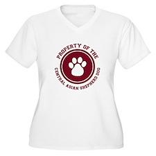 dg-centralasian Plus Size T-Shirt