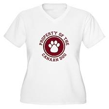 dg-canaandog Plus Size T-Shirt