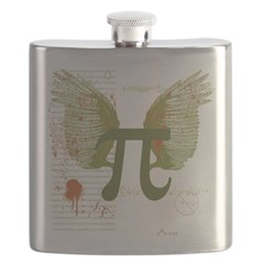 Pi Art Flask