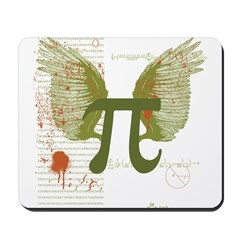 Pi Art Mousepad