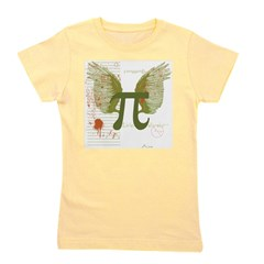 Pi Art Girl's Tee