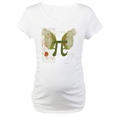 Pi Art Maternity T-Shirt