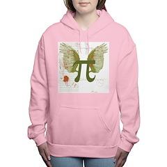 Pi Art Women's Hooded Sweatshirt
