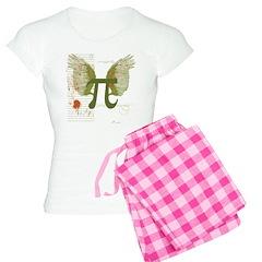 Pi Art Women's Light Pajamas