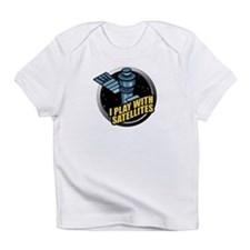 playwithsatellites.png Infant T-Shirt
