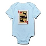 Queen Bobtail Infant Bodysuit
