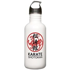 Shotokan Karate symbol Sports Water Bottle