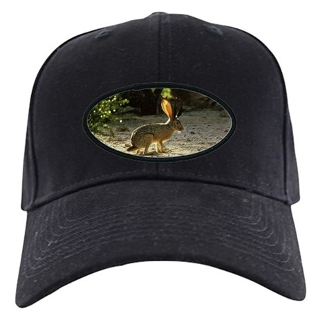 Texas Jackolope Black Cap
