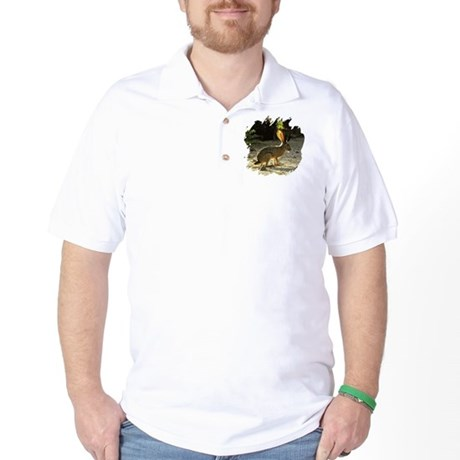 Texas Jackolope Golf Shirt