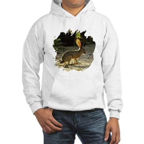 Texas Jackolope Hooded Sweatshirt