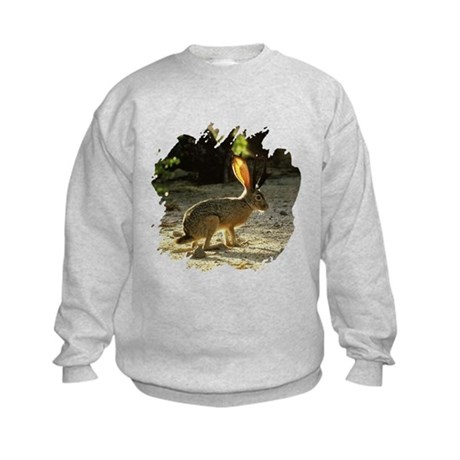 Texas Jackolope Kids Sweatshirt