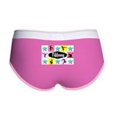 FIERCE GYMNAST Women's Boy Brief