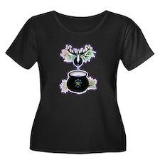 The Cauldron Born Plus Size T-Shirt