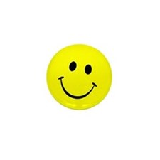 Smiley Face Mini Button (100 pack)