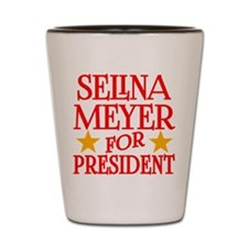 VEEP Selina Meyer President Shot Glass