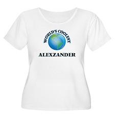 World's Coolest Alexzander Plus Size T-Shirt