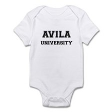AVILA UNIVERSITY Infant Bodysuit